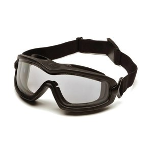 Pyramex V2G-Plus -CLEAR Goggle Dual Anti-Fog Lens (Class 2)