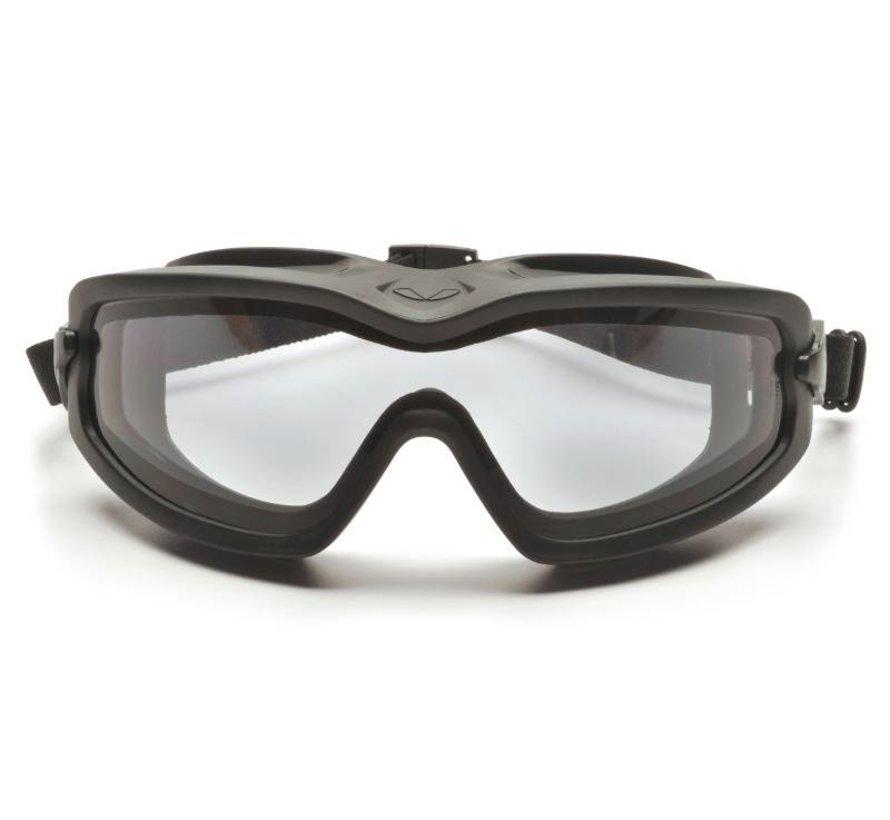V2G-Plus -CLEAR Goggle Dual Anti-Fog Lens (Class 2)
