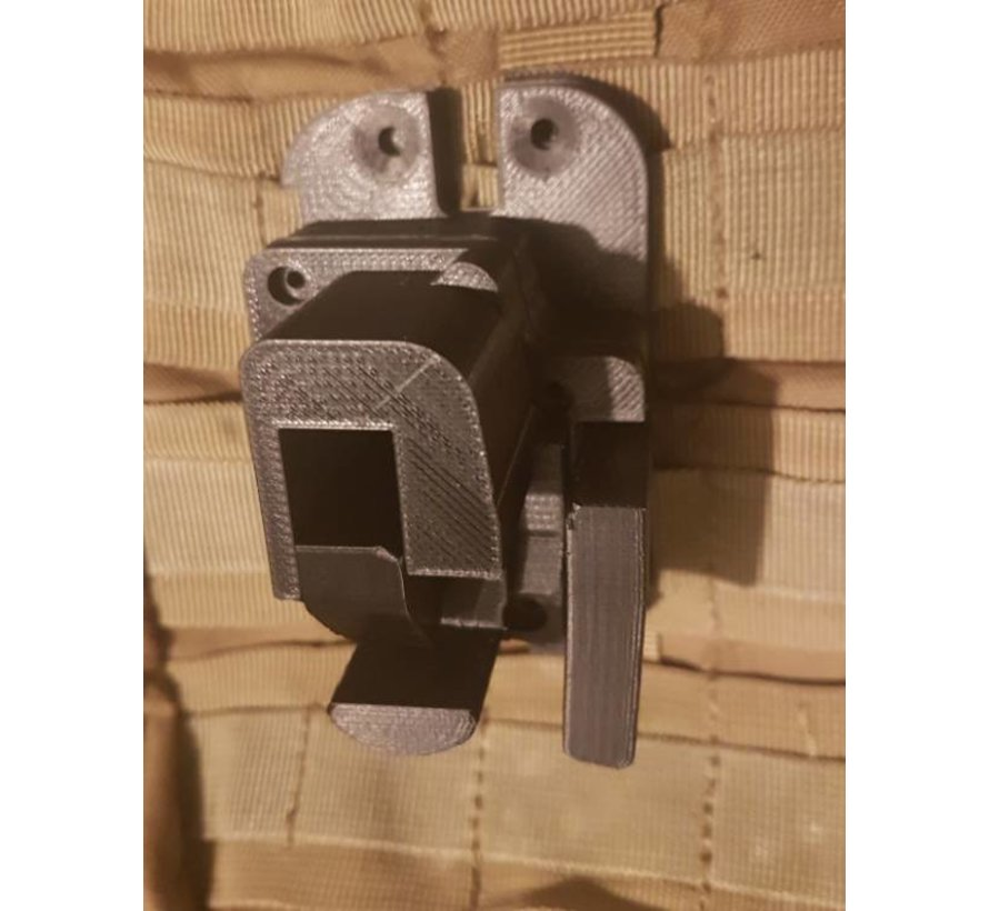 LEFT HAND MK23 Fast Retention Holster With Trigger Lock