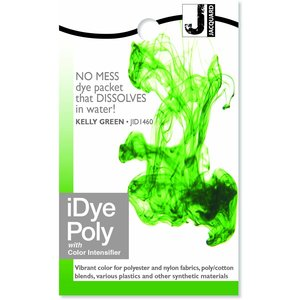 iDye Poly - Kelly Green