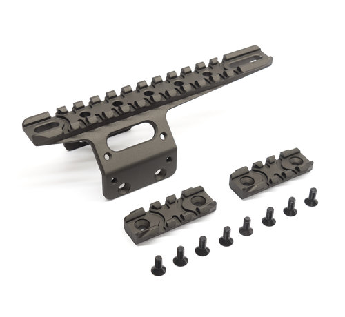 Action Army T10 Front Rail FDE