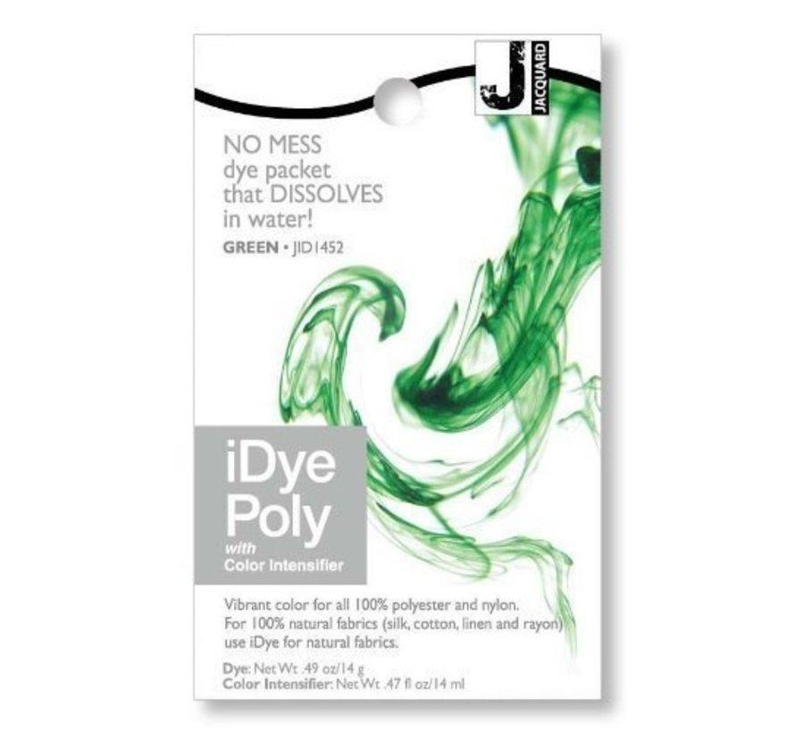 Poly - Grün
