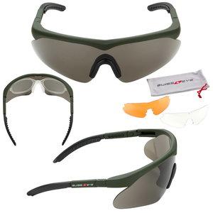 SwissEye Raptor Brille (grün)