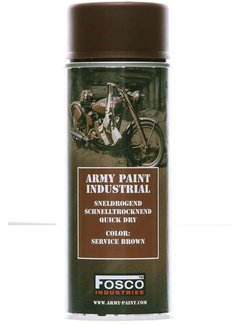 Fosco Army Paint Service Brown