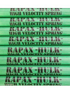 Rapax Rapax HULK  High Velocity Spring/Hulk Green - SRS/SSG/VSR (APS2 Style Spring)