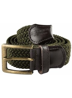 Jack Pyke Jack Pyke elasticated belt green countryman