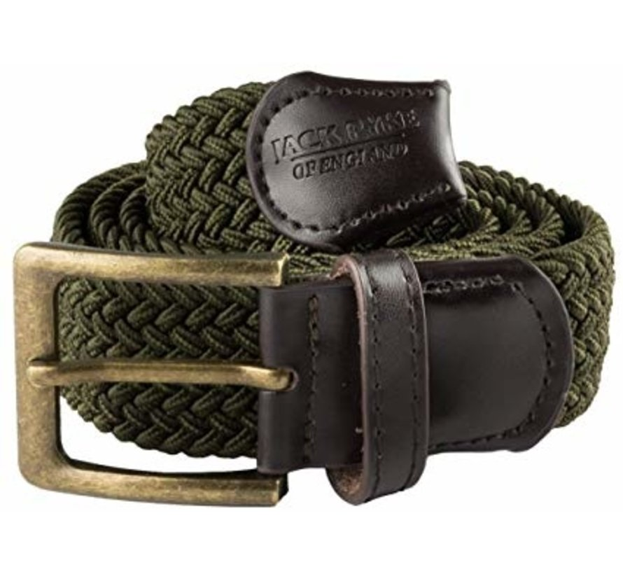 Jack Pyke elasticated belt green countryman
