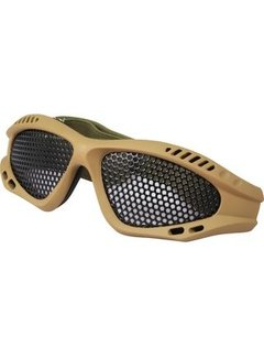 Viper Tactical Mesh Goggles coyote