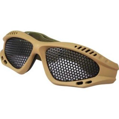 Viper Taktische Gitterbrille - Coyote