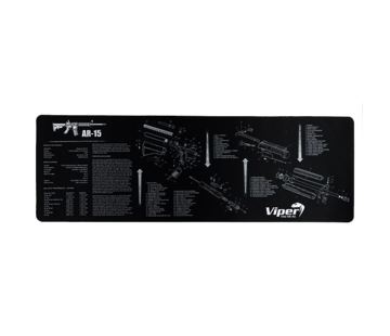 Viper Waffenmatte - M4 / AR-15
