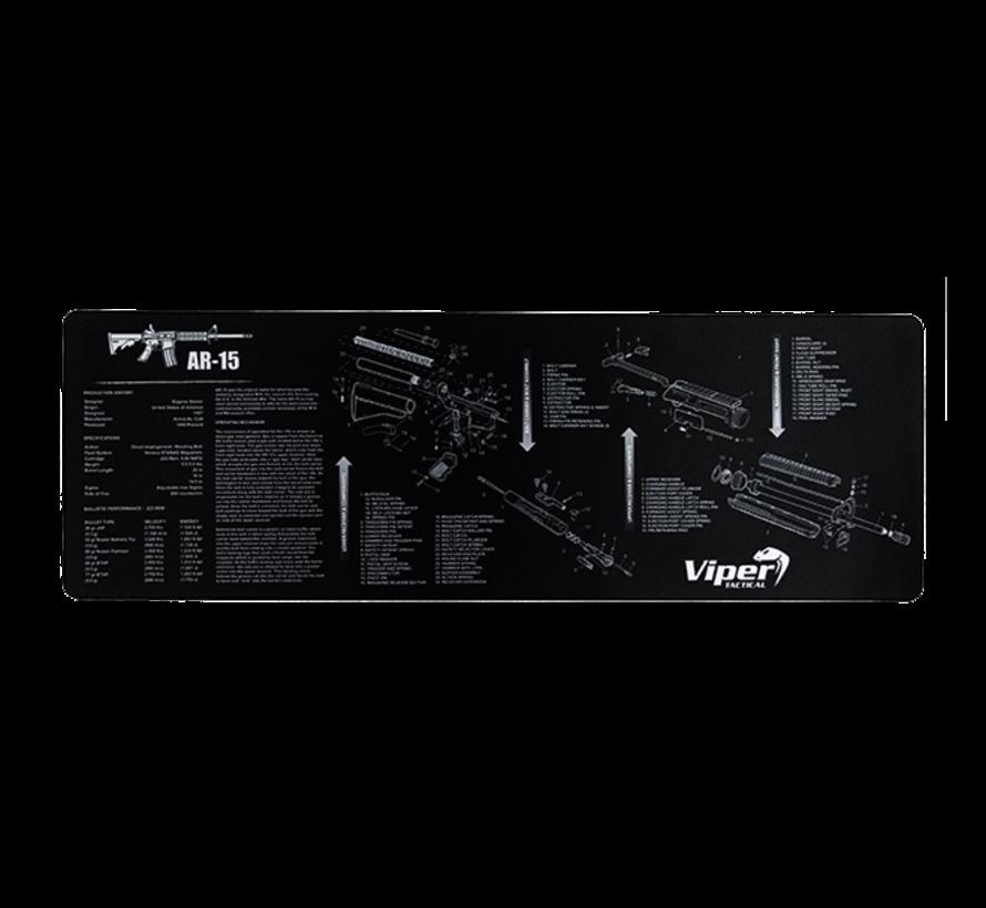 Gun Mat - M4 / AR-15