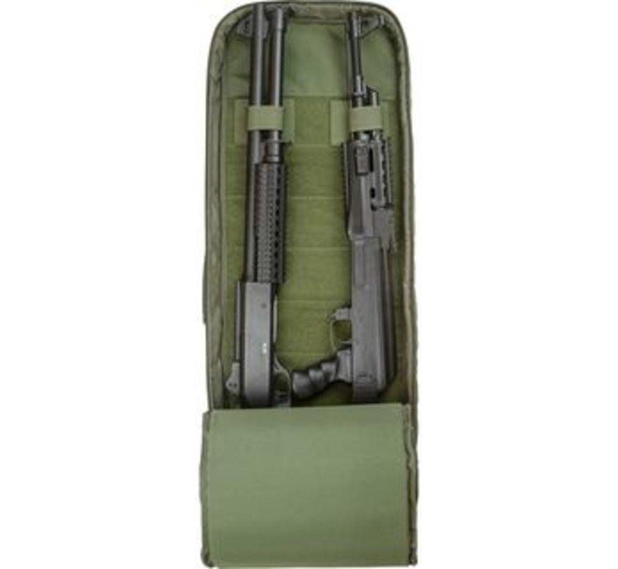 VX Buckle Up Gun Carrier GREEN