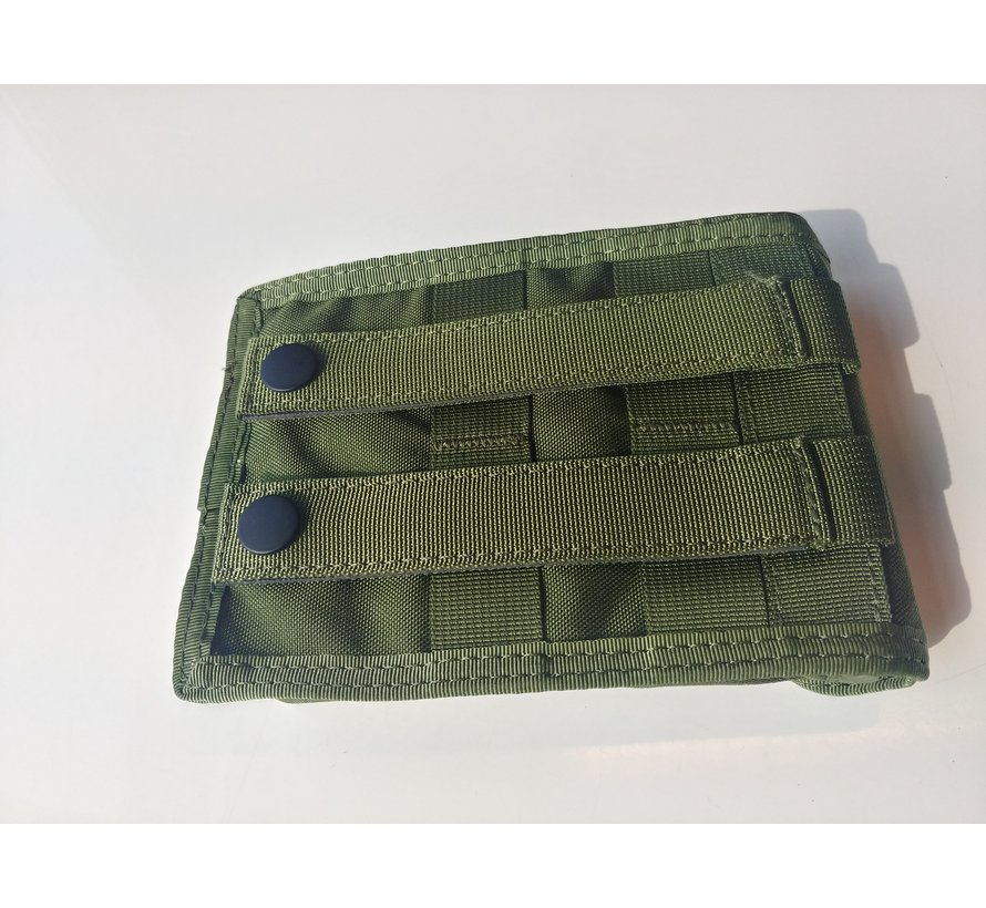Single magazine pouch for HTI (Molle, Cordura), OD