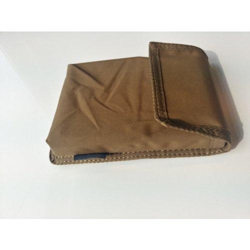 Silverback Single magazine pouch for HTI (Molle, Cordura), FDE