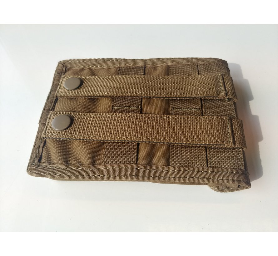 Single magazine pouch for HTI (Molle, Cordura), FDE