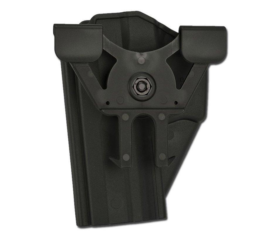 Schwarzer Molle-Adapter