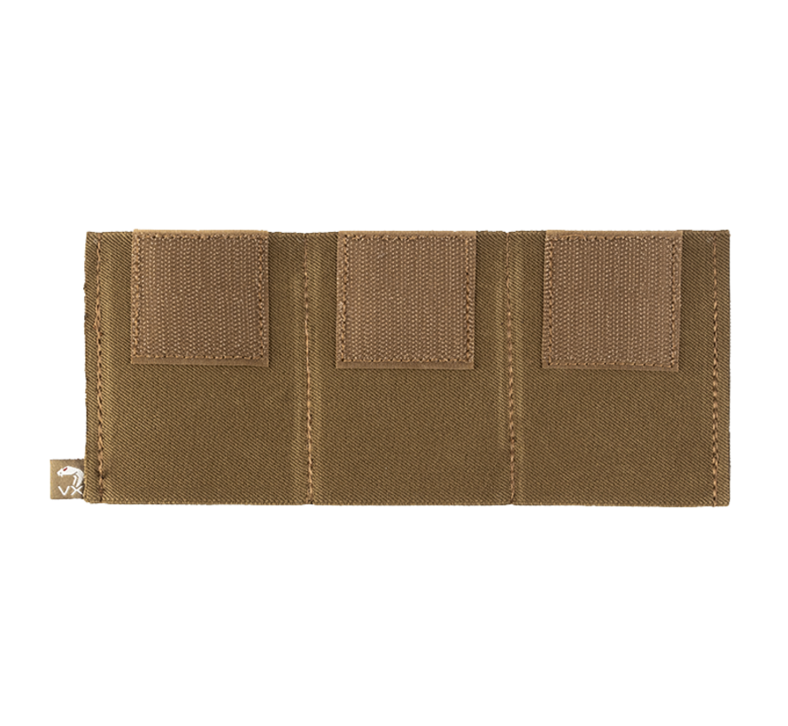 VX Dreifachmag Sleeve für Gewehrmagazine - DARK COYOTE