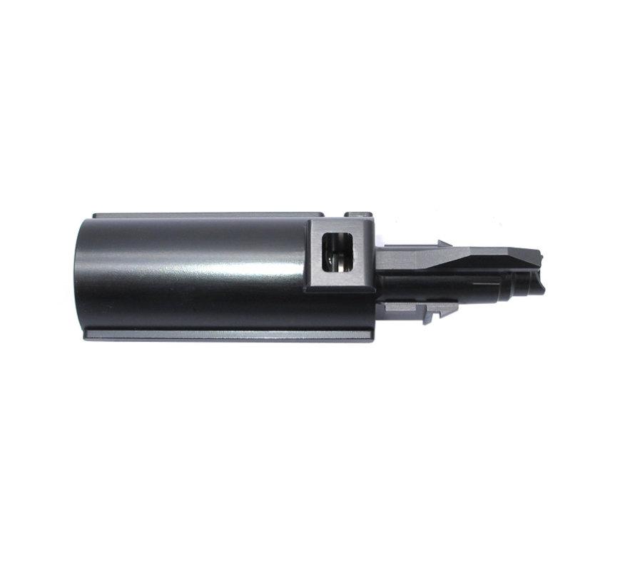 MP7 TM CNC Top Gas Ladenozzle Set