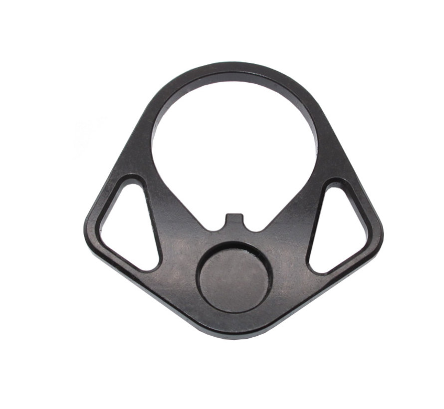 M4 TM CNC Stahl Diemaco Sling Plate
