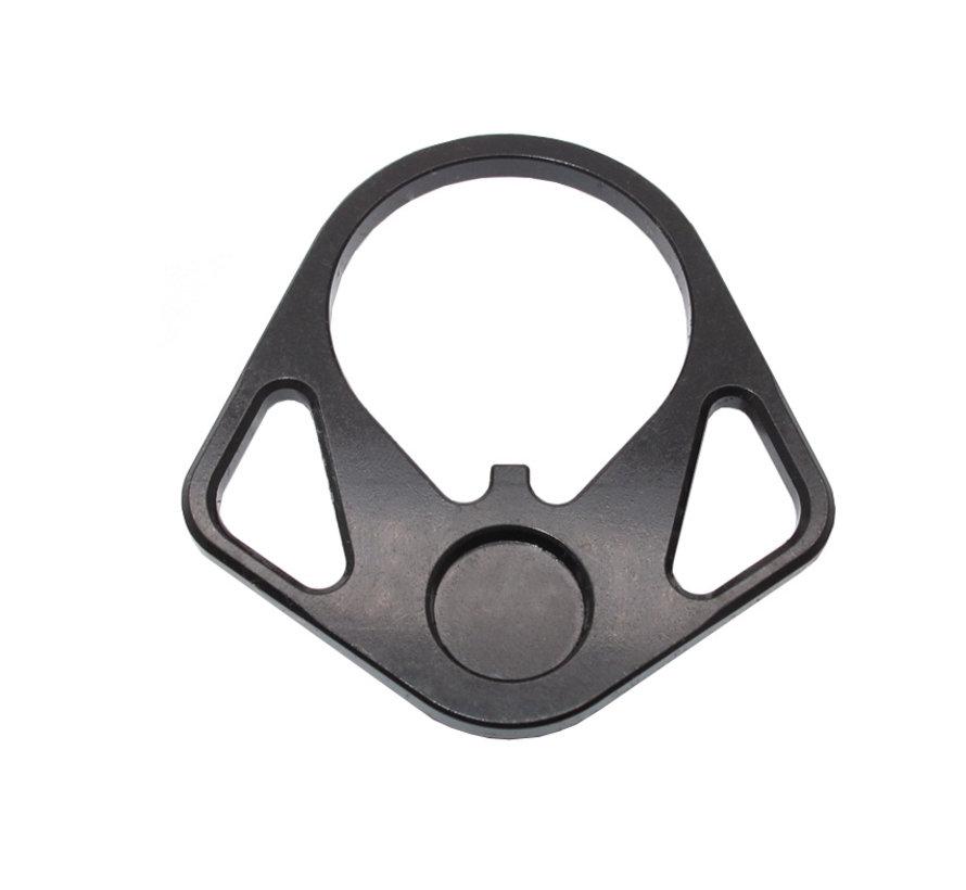 M4 TM  CNC Steel Diemaco Sling Plate