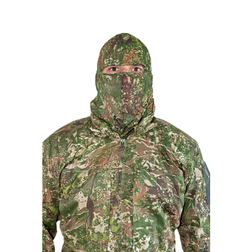 GhostHood ConCamo Green ULTRA-LIGHT BASIC GHOST-MASK