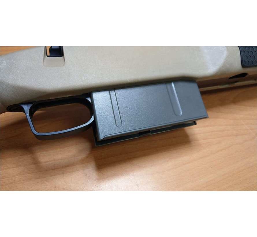 MLC-S1 Rifle Stock Backup Mag Carrier