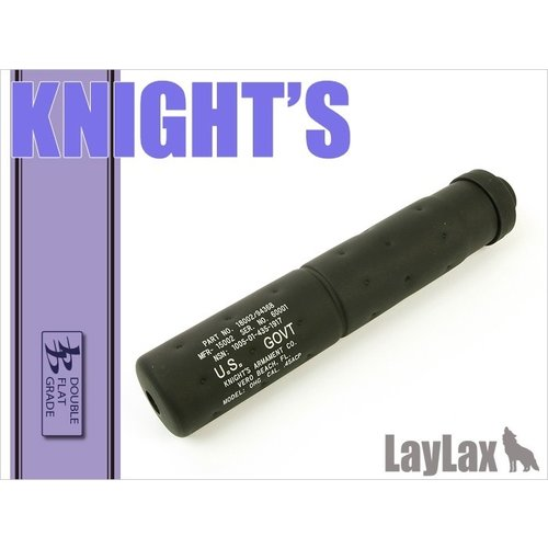 Laylax Licenced Knights Suppressor - (MODE 2)