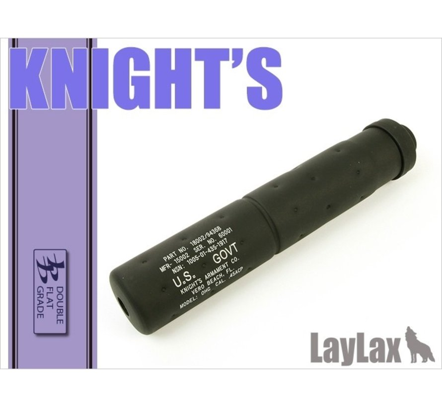 Lizenzierter Knight-Schalldämpfer - (MODE 2)