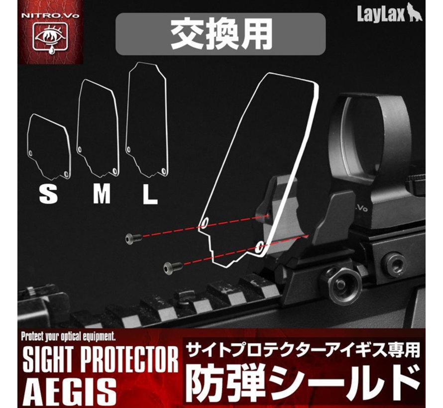 NITRO.Vo SIGHT PROTECTOR AEGIS BB Proof Shield small