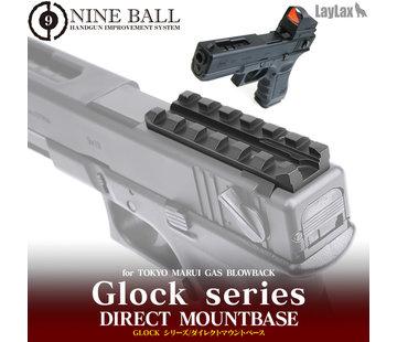 Nine Ball Marui GBB Glock Serie Direct Mount Base