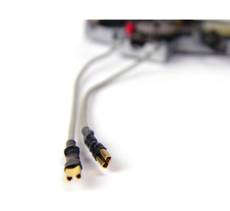 Gold Pin Motor connector Set x8