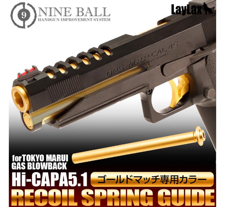 Recoil Spring Guide für Hi-CAPA 5.1 GOLD MATCH
