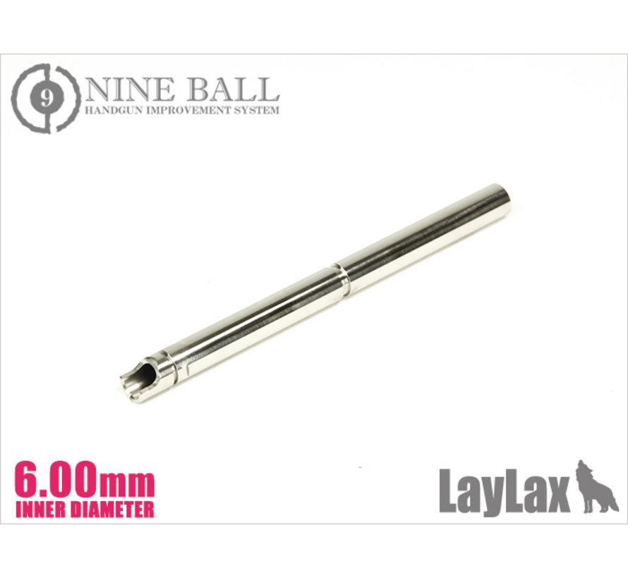 Hi-CAPA5.1 Gold Match Power Barrel 112.5mm