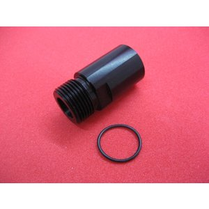 LeesPrecision CNC Machined 14mm CCW Thread Adapter For Tokyo Marui MP7