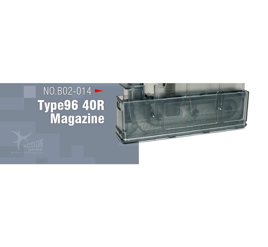 L96 40 round Magazine