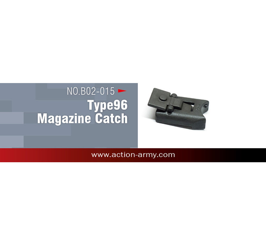 L96 Mag Catch