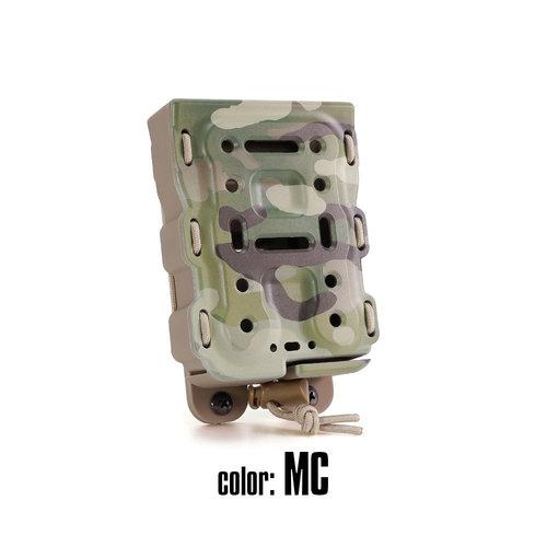 Laylax Battle Bite Style Quick M4/M16 Magazine Holster - MC