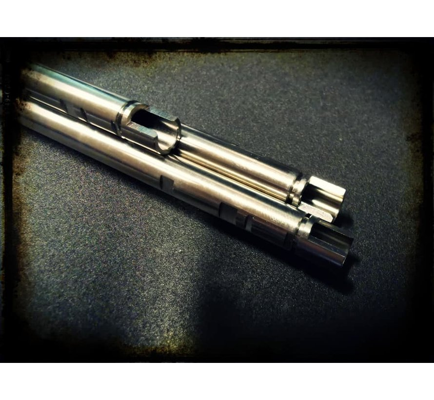 """Morpheus"" Dual Bore Hybridlauf 570mm"