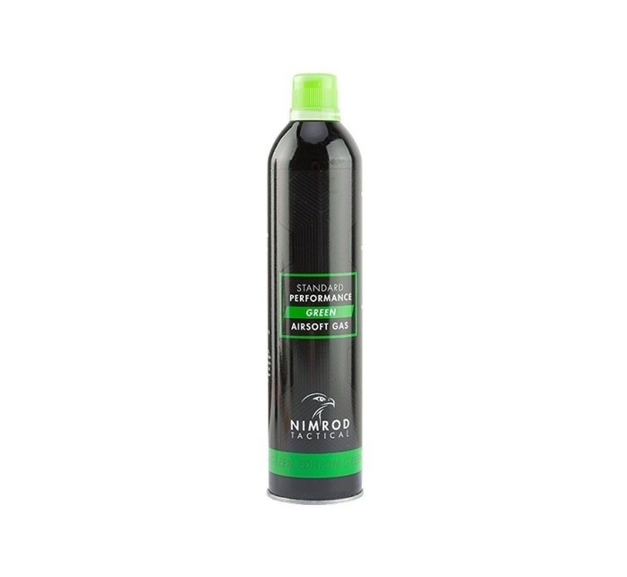 Standard Performance Green Gas (500 ml)