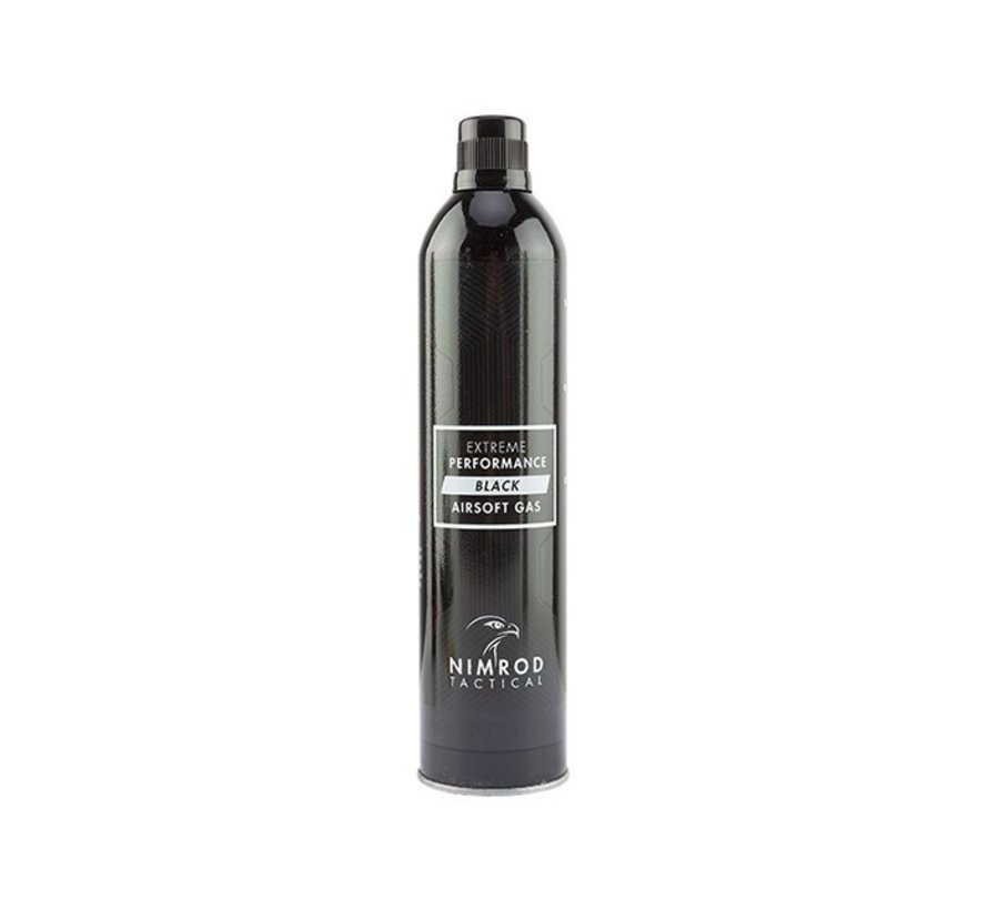 Extreme Performance Black Gas (500ML)