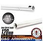 EG Lauf für G&G FIREHAWK 120mm 6.03mm