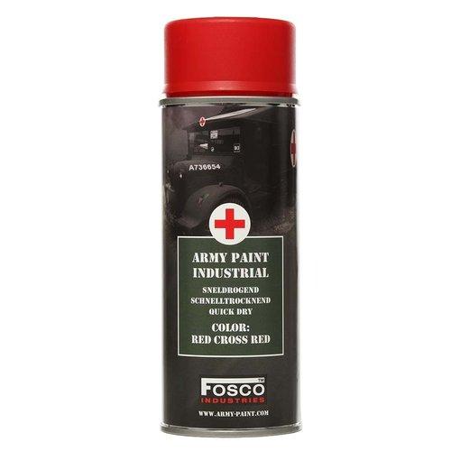 Fosco Armeefarbe Red Cross Red