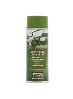 Fosco Army Paint Vietnam Green