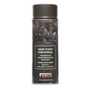 Fosco Army Paint Olive Drab RAL 6014