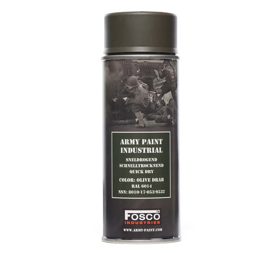 Army Paint Olive Drab RAL 6014