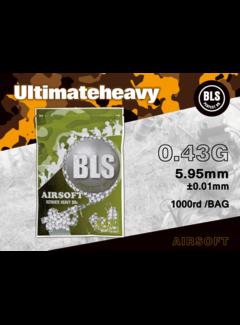 BLS 0.43 BIO Ultimate Heavy BBs 1000st