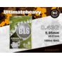0,43 BIO Ultimate Heavy BBs 1000rds