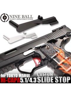 Nine Ball TM Hi-CAPA 5.1/4.3 Custom Slide Stop