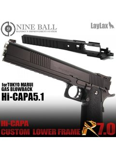Nine Ball TM HI-CAPA Custom Lower Frame R 7.0