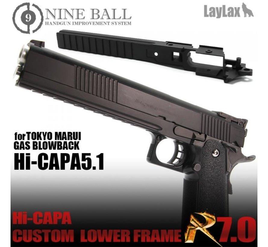 TM HI-CAPA Custom Lower Frame R 7.0